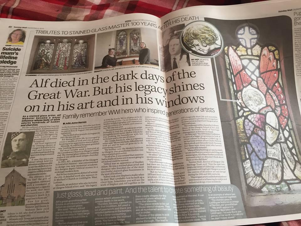 Sunday Daily Mail
